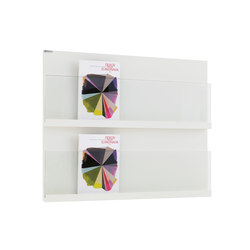 Front Panel FRT 10042 | Brochure / Magazine display stands | Karl Andersson