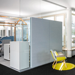 fecophon fabric | Sound absorbing wall systems | Feco