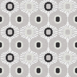 Decor New Classic | Enchanted Grey | Glass mosaics | Mosaico+