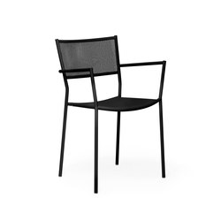 Jig Mesh Armchair | Restaurantstühle | Massproductions