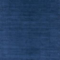 Forsyth Fabrics   Roxburgh - Indigo   Tissus pour rideaux   Designers Guild