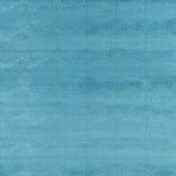 Forsyth Fabrics | Roxburgh - Turquoise | Tessuti tende | Designers Guild