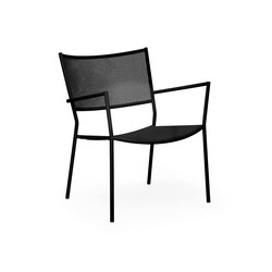 Jig Mesh Easy Chair | Garden armchairs | Massproductions