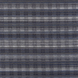 Forsyth Fabrics | Melville - Indigo | Tissus pour rideaux | Designers Guild