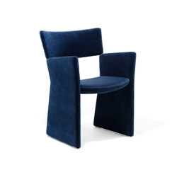 Crown Armchair | Restaurantstühle | Massproductions