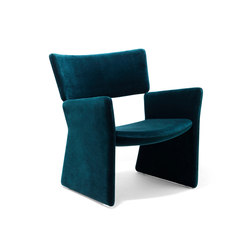Crown Easy Chair | Loungesessel | Massproductions