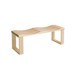 SIDEbySIDE SBS2T | Waiting area benches | Karl Andersson