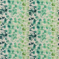 Majolica Prints | Strato – Emerald | Curtain fabrics | Designers Guild