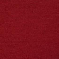 Mirissa Fabrics | Mirissa - Scarlet | Tissus pour rideaux | Designers Guild