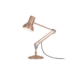 Type 75™ Mini Metallic Desk Lamp | Table lights | Anglepoise
