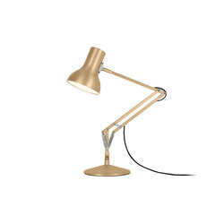 Type 75™ Mini Metallic Desk Lamp | Luminaires de table | Anglepoise