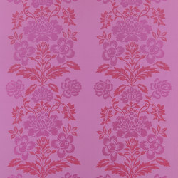 Majella Fabrics   Santicelli - Fuchsia   Tessuti tende   Designers Guild