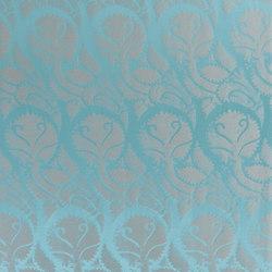 Majella Fabrics   Majella - Turquoise   Tejidos para cortinas   Designers Guild