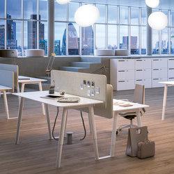 Woods | Desking systems | Fantoni