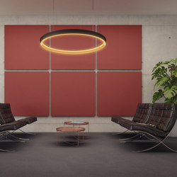 acoustic wall panels | Sound absorbing wall art | adeco
