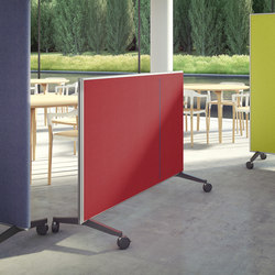 acoustic adeco space | Freestanding panels | adeco