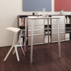 adeco RADAR T15 Bar Table | Mesas altas | adeco