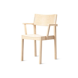 Decibel Birch KS-105 | Chairs | Skandiform