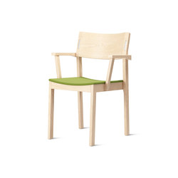 Decibel Birch KS-106 | Chaises | Skandiform