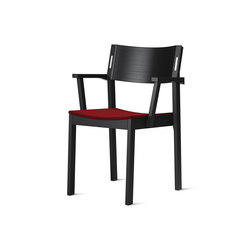 Decibel Black KS-106 | Chaises | Skandiform