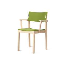 Decibel Birch KS-107 | Visitors chairs / Side chairs | Skandiform