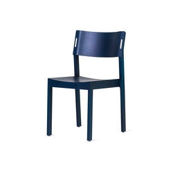 Decibel Blue Side S-005 | Chaises | Skandiform