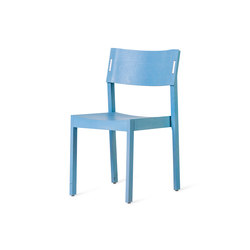 Decibel Blue Stain S-005 | Chaises | Skandiform