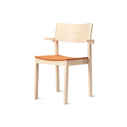 Decibel Birch S-026 | Chaises | Skandiform