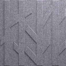 Deep Forest Grey T-440S | Sound absorbing wall systems | Skandiform
