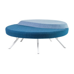 Isa SA-315 Light Blue | Waiting area benches | Skandiform
