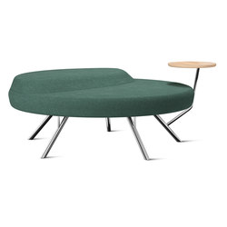 Isa SA-316 Green | Benches | Skandiform
