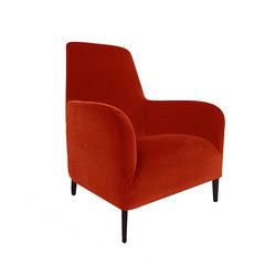 Divanitas | Lounge chairs | Verzelloni