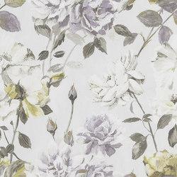 Jardin Des Plantes Wallpaper | Couture Rose - Mauve | Wandbeläge / Tapeten | Designers Guild