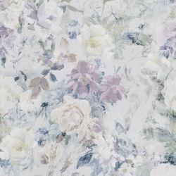 Jardin Des Plantes Wallpaper | Marianne - Viola | Wall coverings / wallpapers | Designers Guild