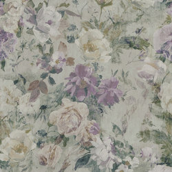 Jardin Des Plantes Wallpaper | Marianne - Slate | Wall coverings / wallpapers | Designers Guild