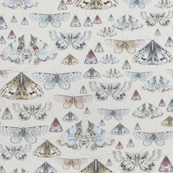 Jardin Des Plantes Wallpaper | Issoria Pearl | Wall coverings / wallpapers | Designers Guild