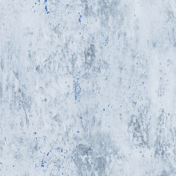 Jardin Des Plantes Wallpaper | Michaux - Slate Blue | Wall coverings / wallpapers | Designers Guild