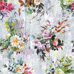 Jardin Des Plantes Wallpaper | Aubriet - Fuchsia | Wall coverings / wallpapers | Designers Guild