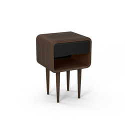 Teve | small - walnut | Side tables | Wiinberg
