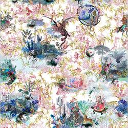 Au Thèâtre Ce Soir Wallpaper   Reveries – Tomette   Carta da parati / carta da parati   Designers Guild