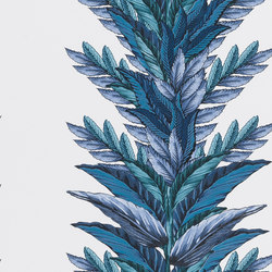Au Thèâtre Ce Soir Wallpaper | Groussay – Aube | Wall coverings / wallpapers | Designers Guild