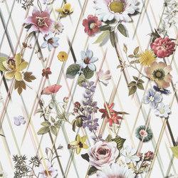 Au Thèâtre Ce Soir Wallpaper | Rocaille - Jour | Wandbeläge / Tapeten | Designers Guild