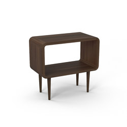 Teve | medium - walnut | Tables d'appoint | Wiinberg