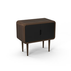 Teve | medium - Nußbaum | Sideboards / Kommoden | Wiinberg