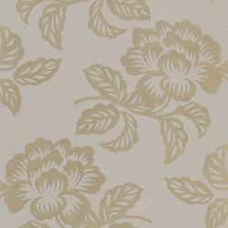 Majolica Wallpaper | Berettino - Gold | Wall coverings / wallpapers | Designers Guild