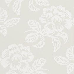Majolica Wallpaper | Berettino - Celadon | Carta da parati / carta da parati | Designers Guild