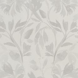 Majolica Wallpaper | Patanzzi - Pearl | Wandbeläge / Tapeten | Designers Guild