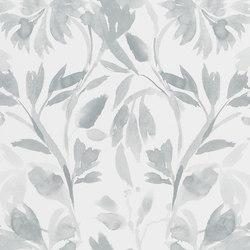 Majolica Wallpaper | Patanzzi - Graphite | Wall coverings / wallpapers | Designers Guild