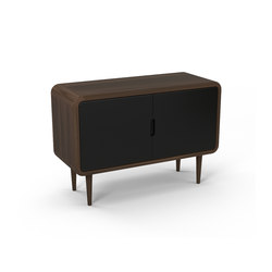 Teve | large - walnut | Sideboards | Wiinberg