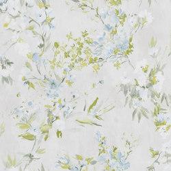 Majolica Wallpaper | Faience - Duck Egg | Revêtements muraux / papiers peint | Designers Guild